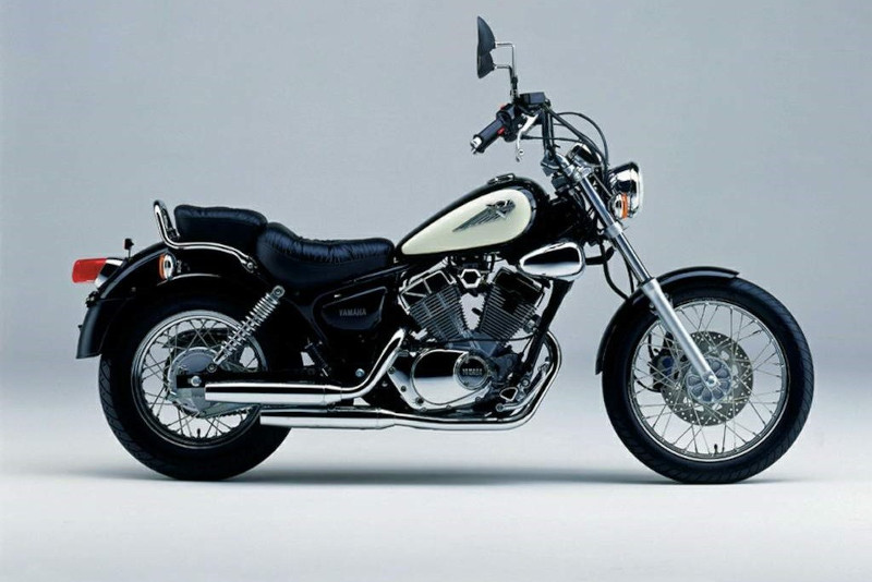 Yamaha Virago 125 - nowy rzut oka na legendę