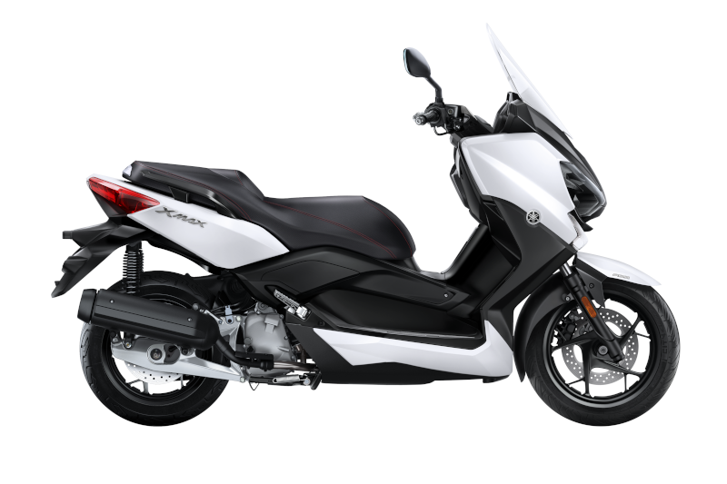 Jaki skuter wybrać? Yamaha X-Max 125