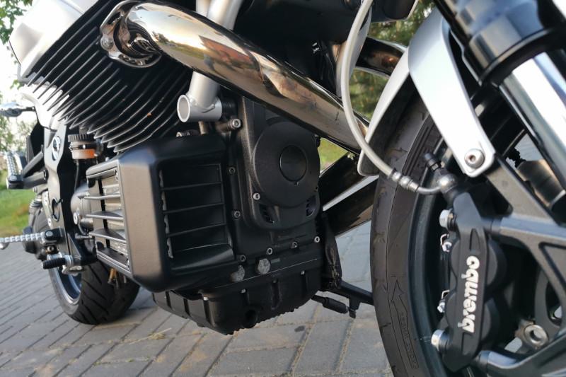 5 przykazań motocykla chłodzonego powietrzem - o czym trzeba wiedzieć?