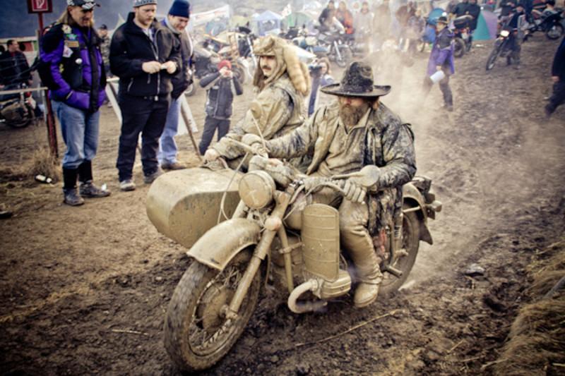 Elefantentreffen – zimowy zlot motocyklowy dla prawdziwych twardzieli